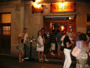 bar nestor with westons