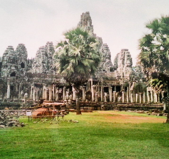 One of the many temples around the Siem Reap area.