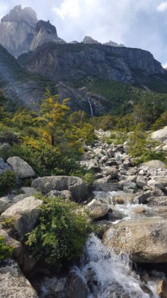 Los Glaciers National Park, El Chalten.